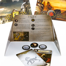 game of thrones board game components