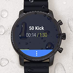 fossil q; touchscreen smartwatch; touchscreen smart watch; touch screen watch; venture;