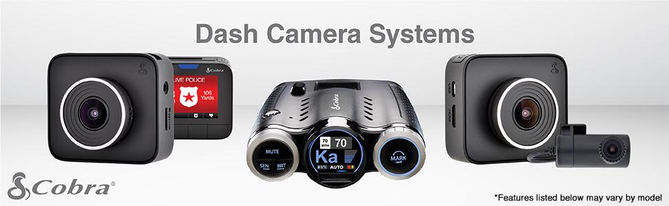Cobra Dash Camera