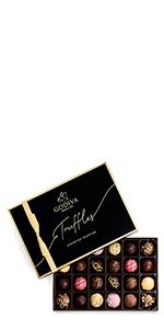 Godiva Chocolatier Signature Truffles Gift Box
