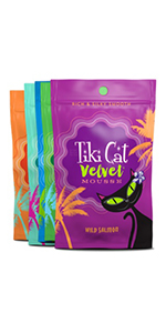 Tiki Cat Velvet Mousse Cat Food
