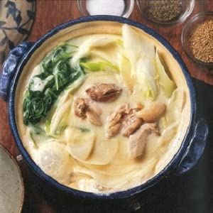 豆乳野菜鍋