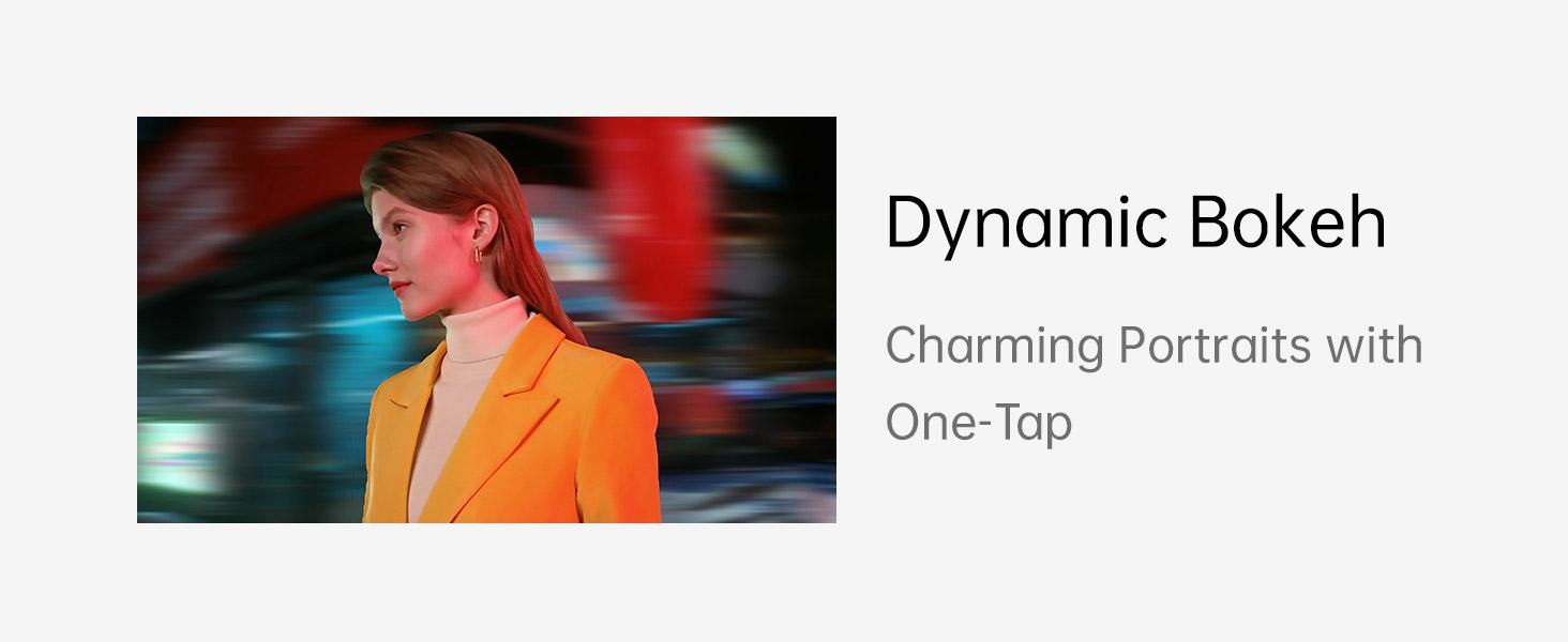 Dynamic Bokeh