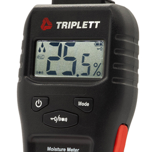 easy to use moisture meter