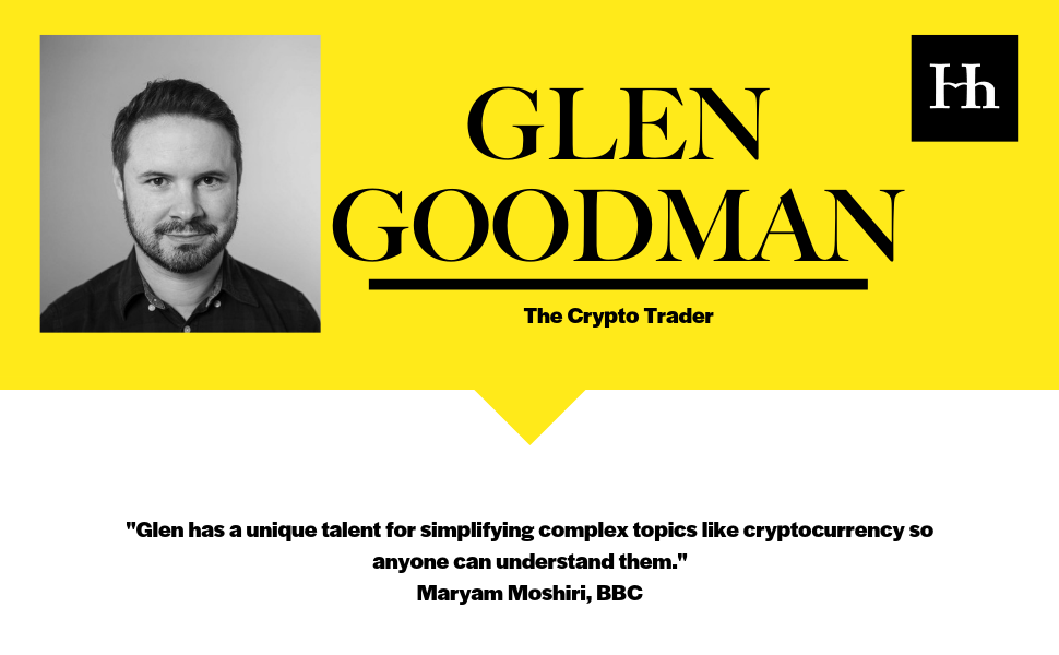 Glen Goodman, crypto, crypto trader, Harriman House, cryptocurrency