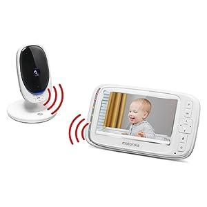 Amazon.com: Motorola Comfort 50 - Monitor de vídeo digital ...