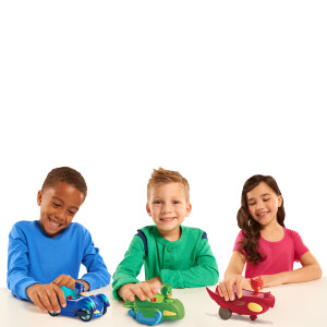 PJ Masks Vehicle and Figure Sets