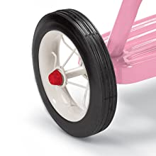 radio flyer classic pink tricycle for toddlers