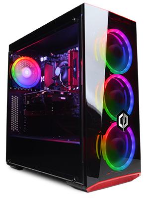 CYBERPOWERPC Gamer Xtreme VR Gaming PC, Intel Core i5-9400F 2.9GHz, NVIDIA GeForce GTX 1660 Ti 6GB, 8GB DDR4, 120GB SSD, 1TB HDD, WiFi Ready & Win 10 ...