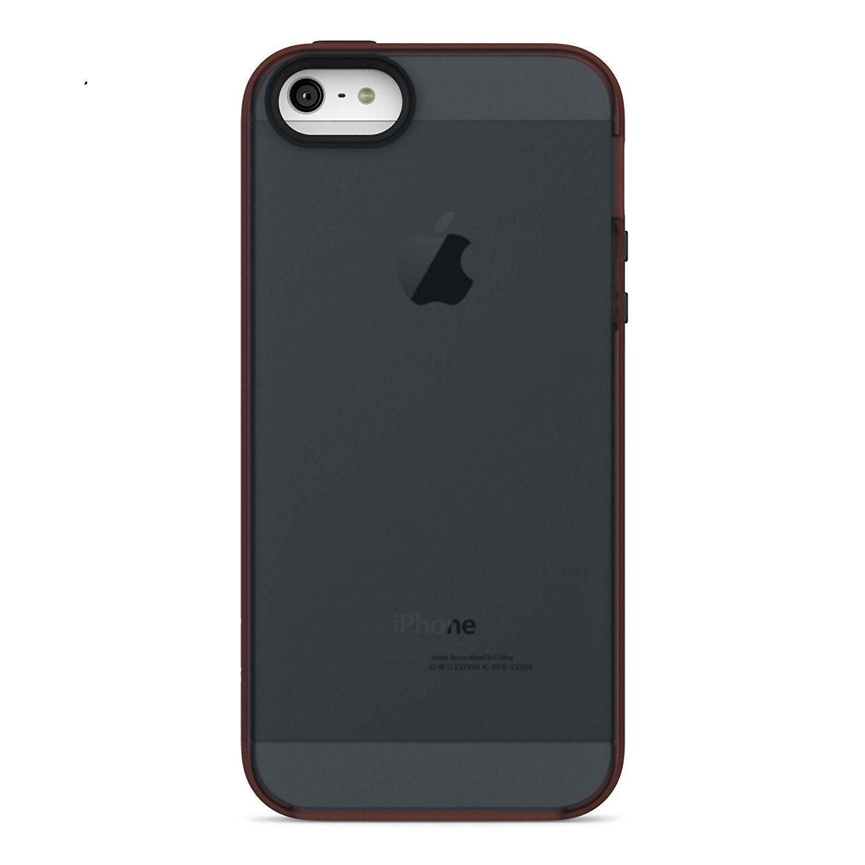Transparent Iphone  Plus Case With Design