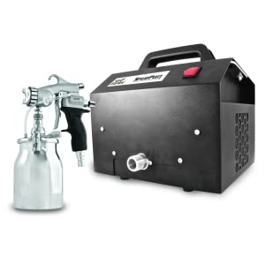 Earlex SprayPort 6003 Pressure Fed System HVLP Paint Sprayer Spray Gun