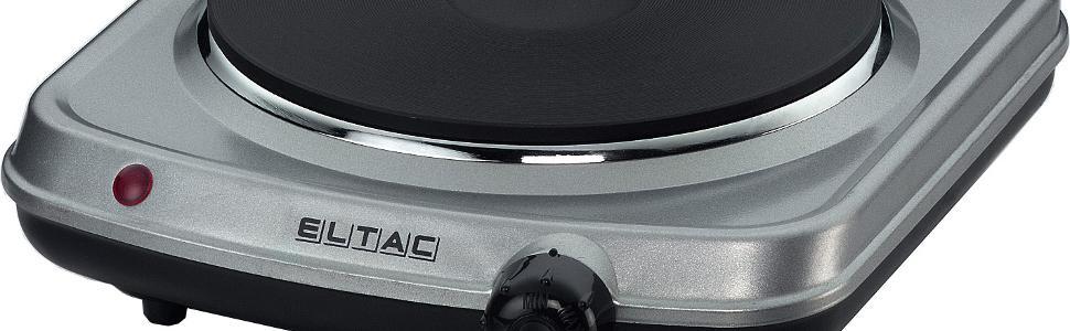 1 Kochzone 18 cm Eltac EK 19 Einzelkochplatte 1500 Watt