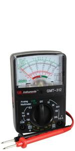 Gardner Bender Analog Multimeter, GMT-312