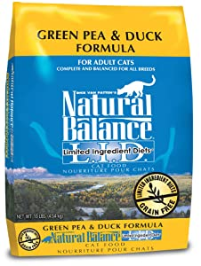 limited ingredient dry cat food