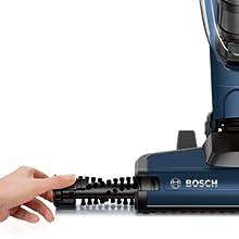 Bosch BBH21622 Escoba Recargable y Aspirador de Mano, 450 W, 0.3 ...