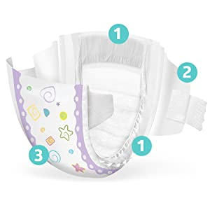 Why Medline Baby Diapers?
