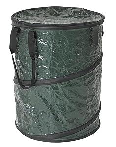 storage, campsite, garbage, tote