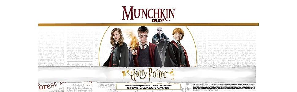 Harry Potter Munchkin