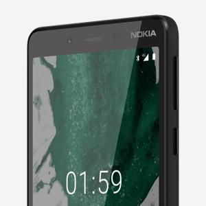 Nokia 1 Plus design