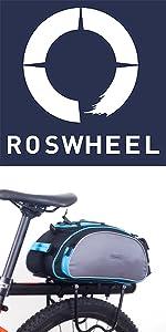 bike rack bag rear rack bag sahoo bike rack bag pannier bags for bicycles rear rack bag bike rack