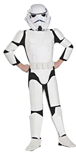 Amazon.com: Rubies Star Wars Childs Darth Vader Costume ...