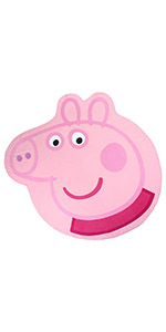 Toalla playa Peppa Pig;Toalla piscina Peppa Pig;Toalla de playa infantil;Toalla de piscina infantil;