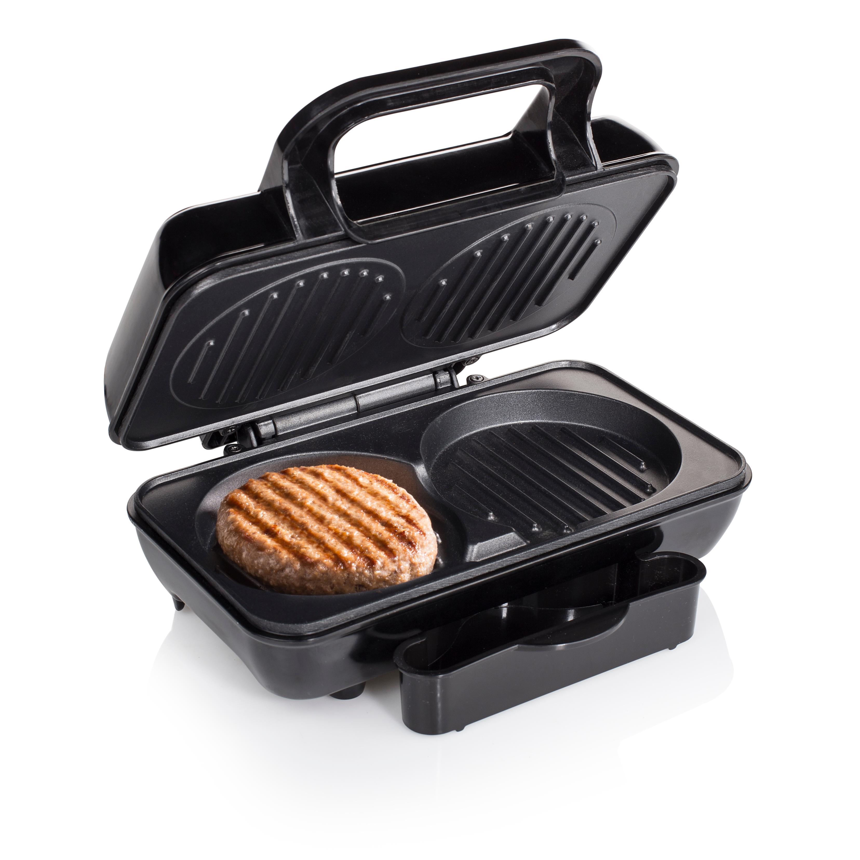 Parrilla para hamburguesas Tristar GR-2843 - recubrimiento ...
