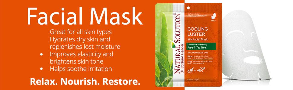 Facial Mask For natural Solution