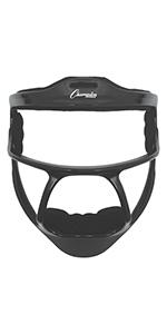 Champion Sports Magnesium Softball Face Mask MFMABK