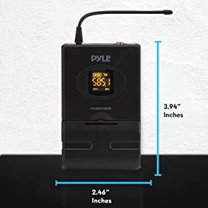 Wireless Microphone System, Headset and Lavalier Mics, Lavier Microphone, Wireless microphone,