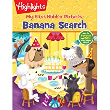 Banana Search - Jumbo Book Of Hidden Pictures® (Highlights Jumbo Books & Pads)