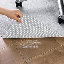 サンコー デスク足元マット 90×120 90 120 日本 おくだけ吸着 カーペット ラグ 傷防止 キズ 汚れ 掃除 動かない ずれない 吸着マット