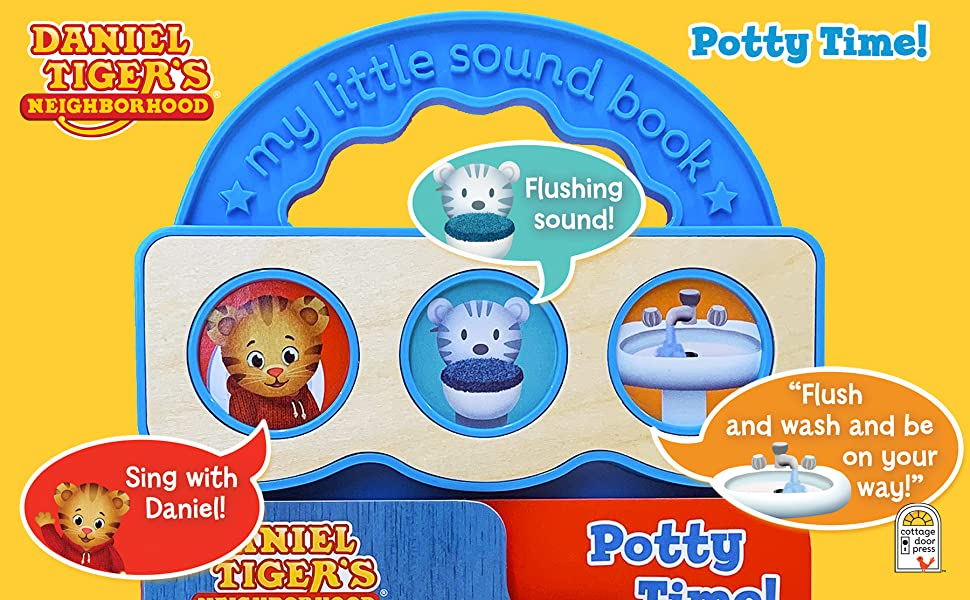 boardbook sound sounds concepts diaper care toilets pottys chair poops pee poops pooping regression