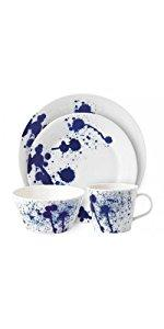 PACIFIC 4-PIECE PLACE SETTING SPLASH