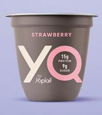 YQ by Yoplait Coconut Single S...
