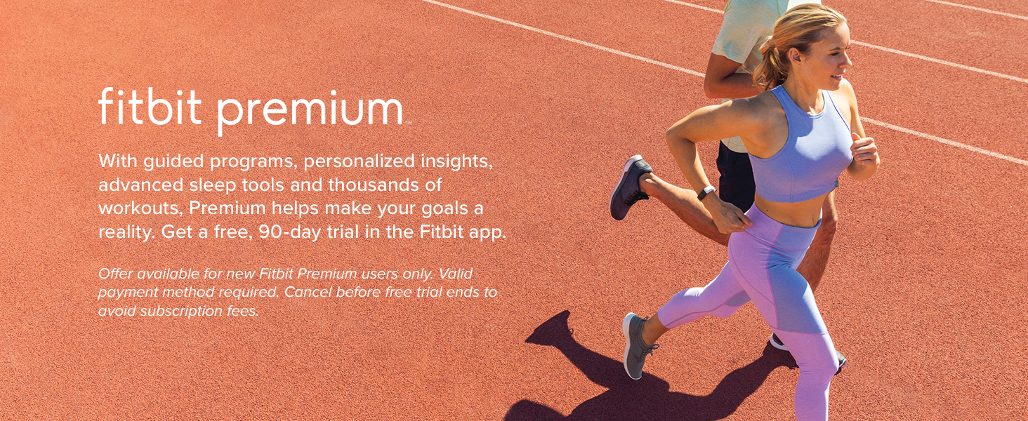 fitbit premium offer