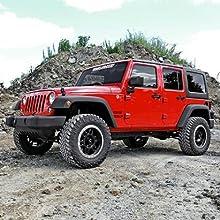 Jeep, Wrangler Jk, Lifted