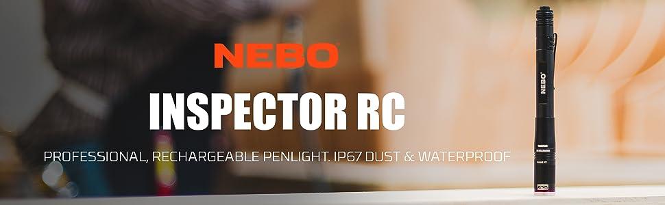 Inspecteur RC