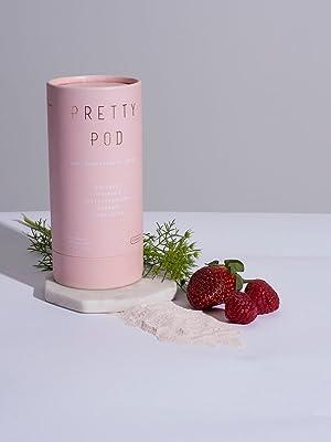 Pretty Pod Natural Collagen Powder
