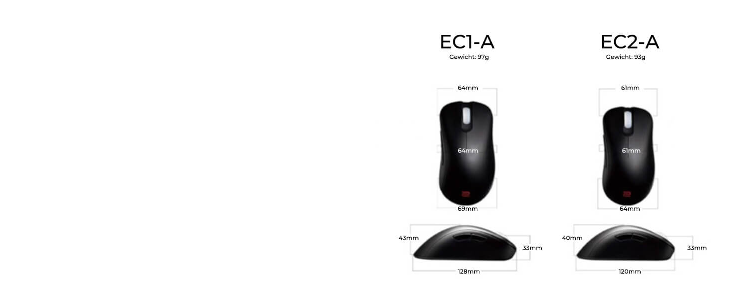 Zowie Ec2 A Pc Mouse Pc Mac 2 Ways Computers Accessories