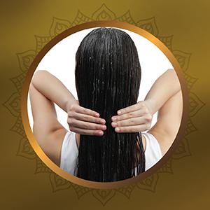coconut oil; hair oil; vatika