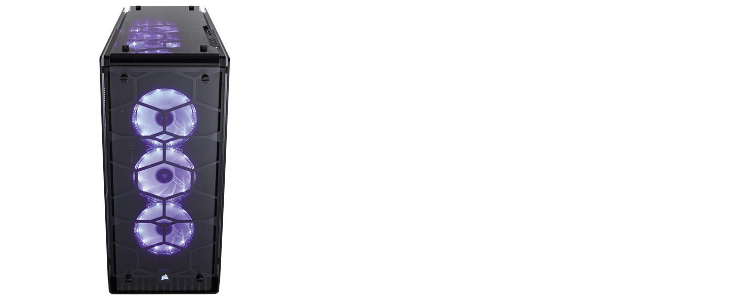 CC-9011098-WW Crystal Series 570X RGB ATX Mid-Tower Case