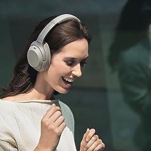 Sony WH-1000XM3B - Auriculares de Diadema inalámbricos, Compatibile con Amazon Alexa - color negro