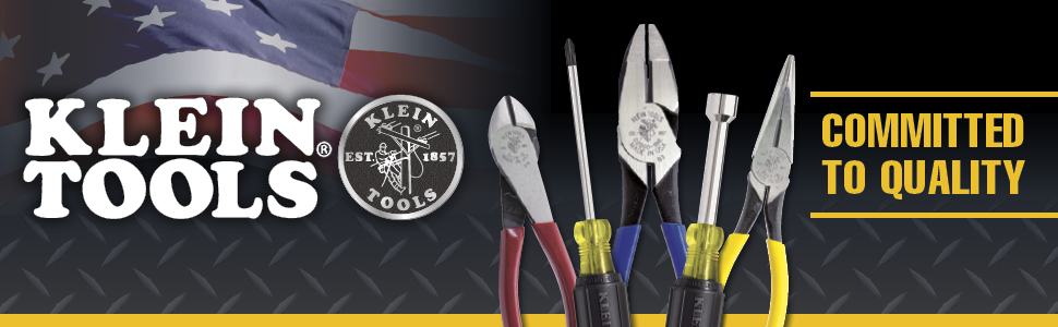 klein tools, klein, Klein Kurve Wire Stripper / Crimper for B and IDC Connectors, Terminals, More