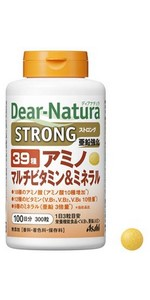 ディアナチュラ ストロング39アミノ マルチビタミン&ミネラル 300粒 (100日分)