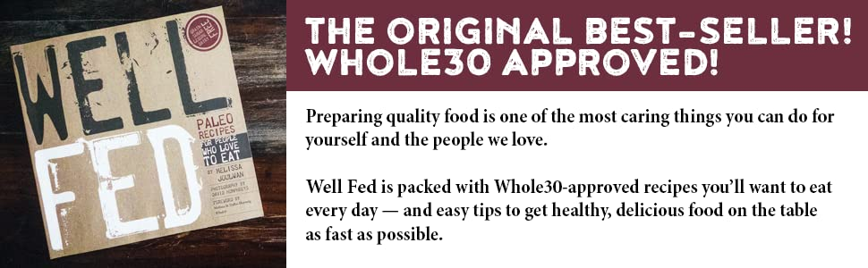 Well Fed, paleo, recipes, paleo recipes, healthy recipes, Whole30