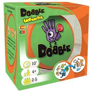 Dobble Infantil - Juego de tablero (Asmodee DOKI01ES): Amazon.es: Juguetes y juegos