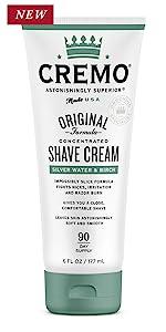 Amazon.com: Cremo Original Shave Cream, Astonishingly ...