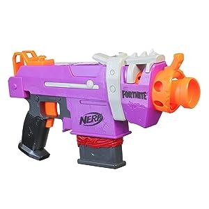 Nerf fortnite smg-e; nerf fortnite gun; nerf fortnite submachine gun; HC-E; TS; TS-R; AR-L; AR-E