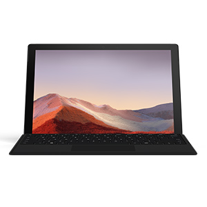 Surface Pro 7.